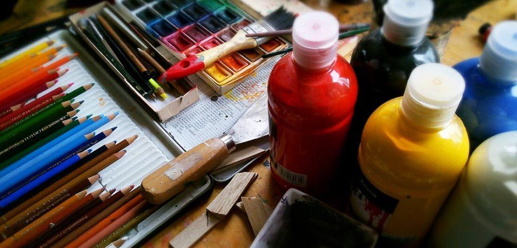 Udvalgte billede 4 Gode hobbies som er værd at sætte på dit CV Kunst 1024x492 - 4 Gode hobbies som er værd at sætte på dit CV