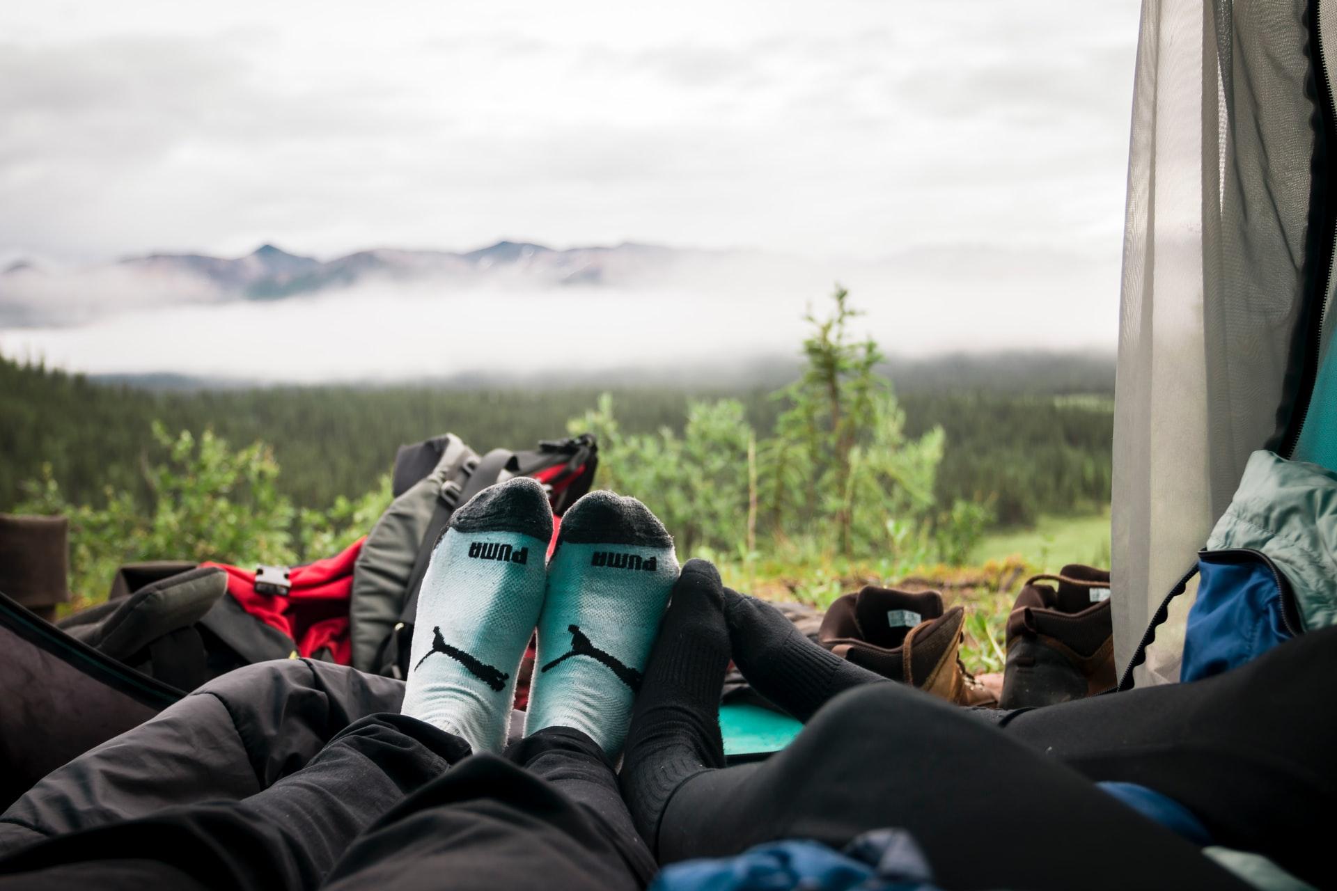 steve halama   DMS6 yKzg unsplash - Gør campingferien bedre med praktisk tilbehør