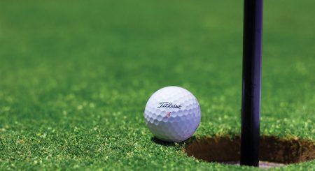 Spar penge ved at bruge brugte golfbolde