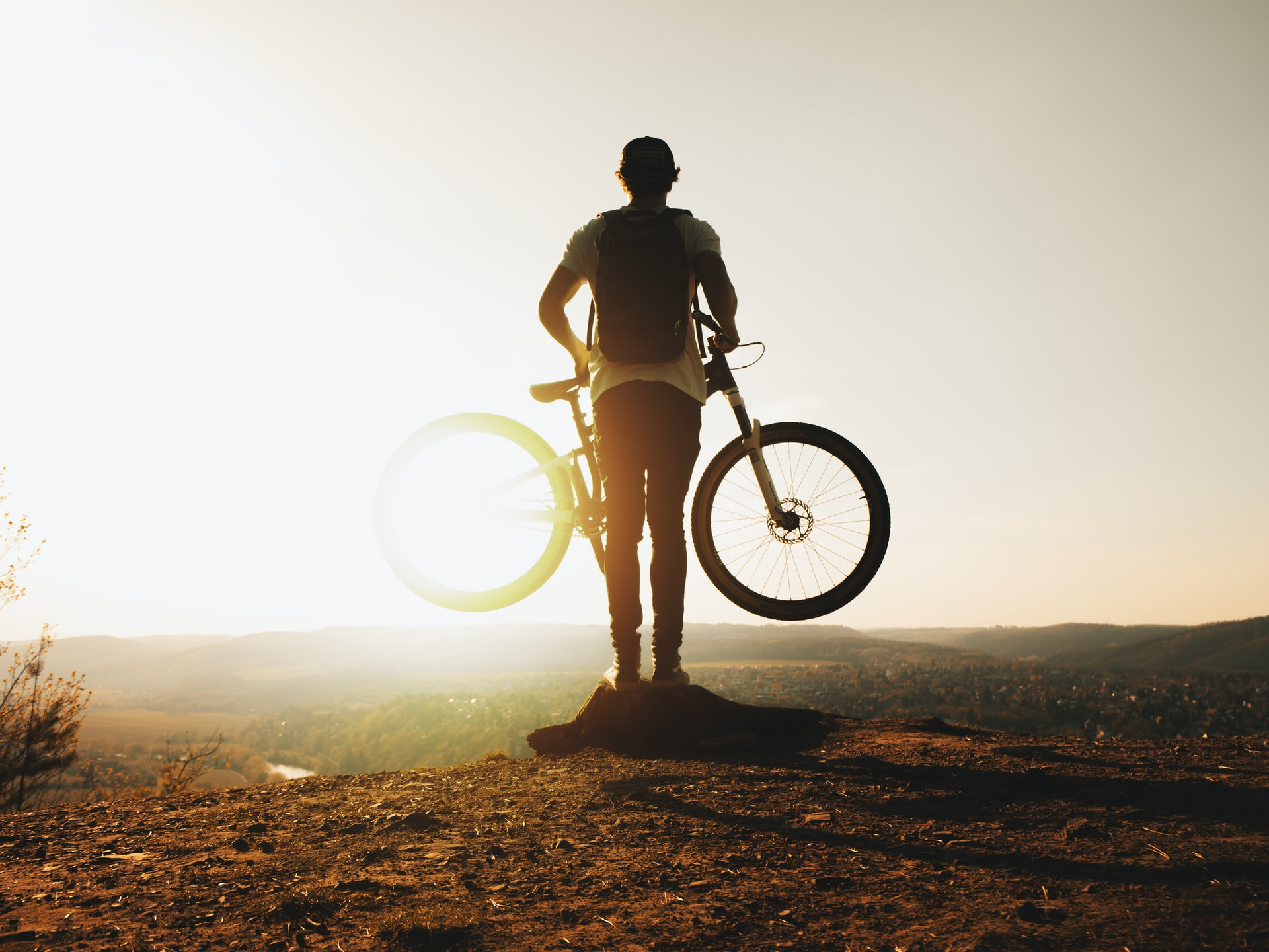 daniel frank UwvGAmVeQ1I unsplash - Cannondale mountainbike til cykelentusiasten