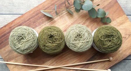 Strik lækre produkter af bomuldsgarn i høj kvalitet