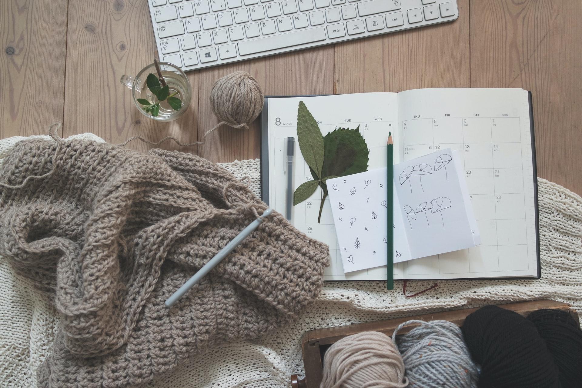 giulia bertelli 2OU30mdtseY unsplash - Nye strikkeopskrifter til dig der elsker at strikke